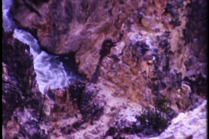 Yellowstone, Falls